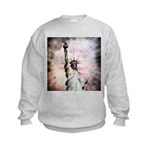 Statue of Liberty Kids Sweatshirt