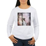 Statue of Liberty Women's Long Sleeve T-Shirt