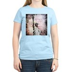 Statue of Liberty Women's Light T-Shirt