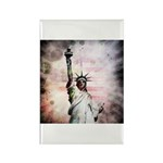 Statue of Liberty Rectangle Magnet (100 pack)