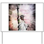 Statue of Liberty Yard Sign