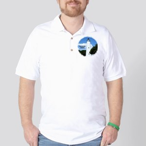 Ocracoke Lighthouse Golf Shirt