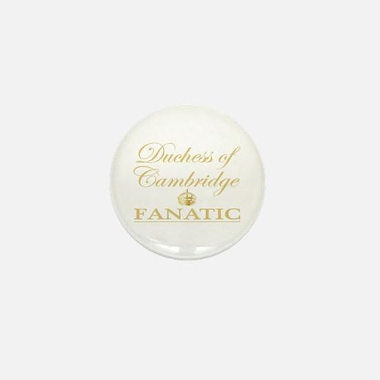 Duchess of Cambridge Fanatic Mini Button
