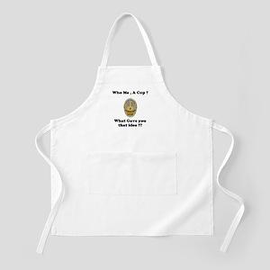 LAPD ? Apron