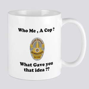 LAPD ? Mug