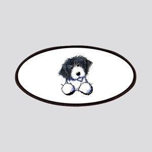 Pocket Bearded Collie Patches