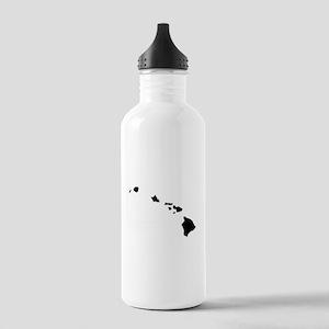 Hawaiian Islands Stainless Water Bottle 1.0L