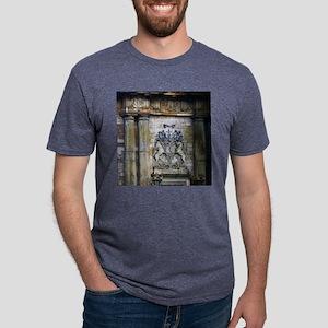 Holyrood Palace Mens Tri-blend T-Shirt