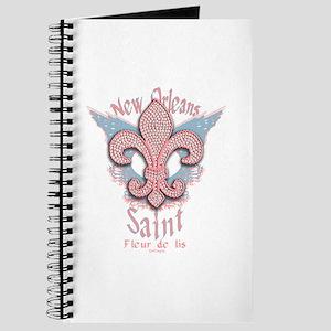 Saint Fleur de lis New Orleans Journal