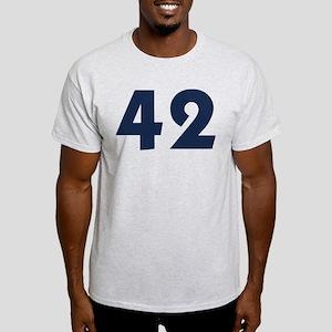 42 (Blue) Light T-Shirt