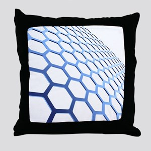 Graphene - Throw Pillow