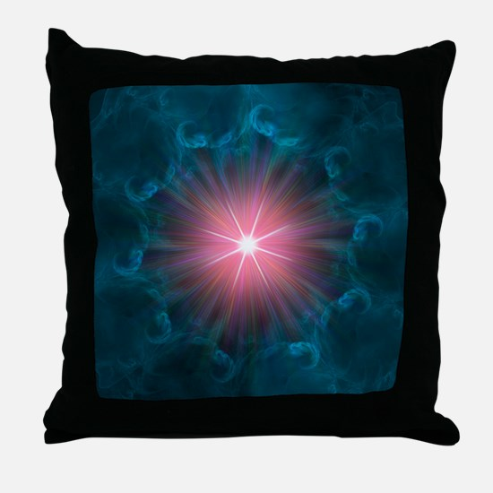 Big Bang, conceptual artwork - Throw Pillow
