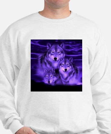 wolf pack Sweater