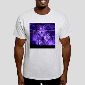 wolf pack Light T-Shirt