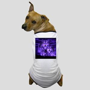 wolf pack Dog T-Shirt