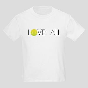 Tennis LOVE ALL T-Shirt