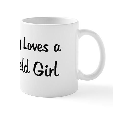 Butterfield Girl Mug