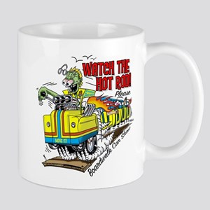 Watch The Hot Rod Please Mug