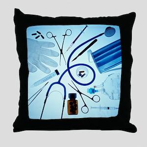 Medical equipment - Throw Pillow