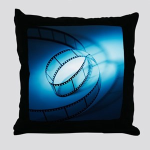 Photographic film - Throw Pillow
