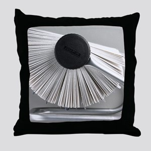 Rolodex - Throw Pillow