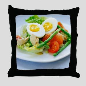 Salad - Throw Pillow