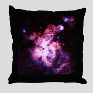 Eta Carinae nebula - Throw Pillow