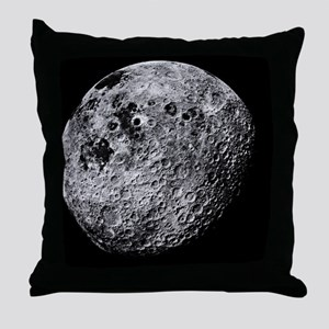 Far side of the Moon - Throw Pillow