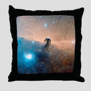 Horsehead nebula - Throw Pillow