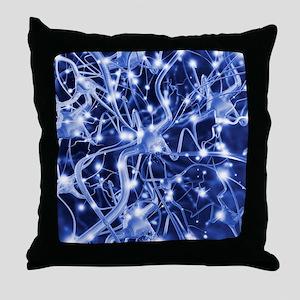 Neural network - Throw Pillow