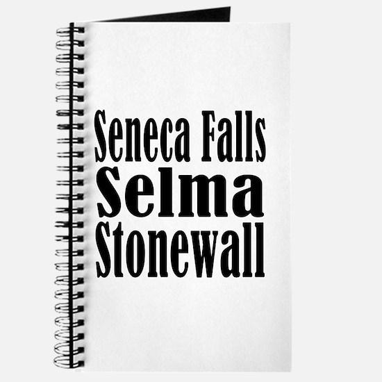 Seneca Falls Selma Stonewall Journal