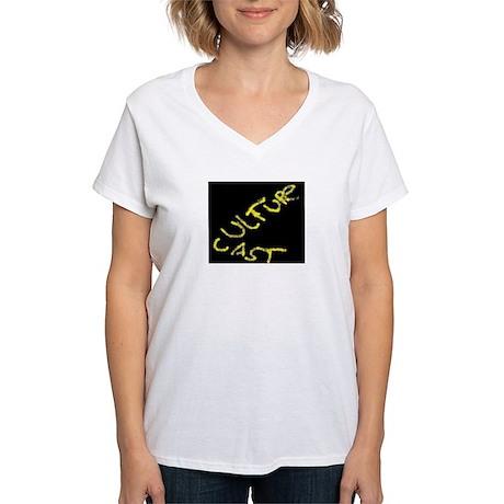 Culture Cast Women's V-Neck T-Shirt