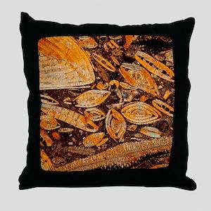 Limestone - Throw Pillow