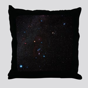 Orion constellation - Throw Pillow