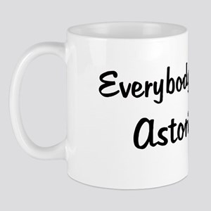 Astoria Girl Mug