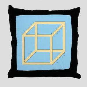 Freemish crate - Throw Pillow