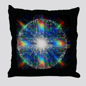 Optical fibres, special effects photo - Throw Pill