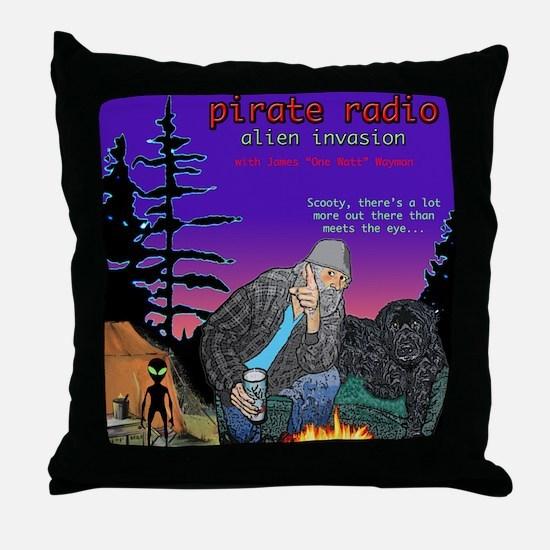 PIRATE RADIO Alien Invasion Crescent City, CA Thro