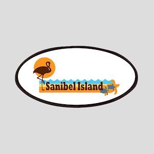 Sanibel Island - Beach Design. Patches
