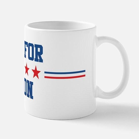 Vote for DYLON Mug