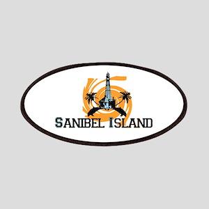 Sanibel Island - Lighthouse Design. Patches