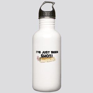 I've Just Been Shot Stainless Water Bottle 1.0L