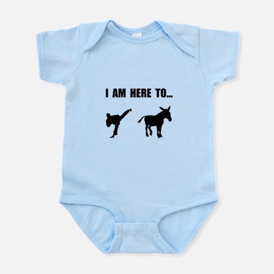 Kick Ass Infant Bodysuit