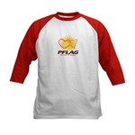 PFLAG Blue Ridge Logo Kids Baseball Jersey