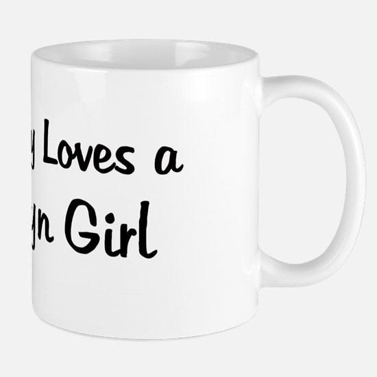 Brooklyn Girl Mug