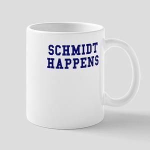 Schmidt Happens Mug