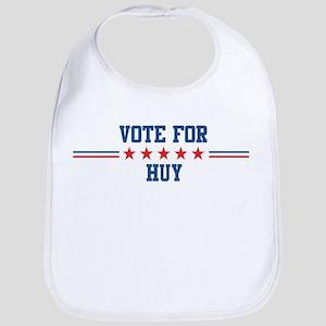 Vote for HUY Bib