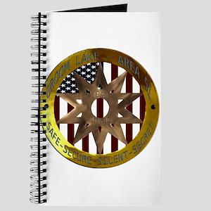 Area 51 SSSS Badge Journal