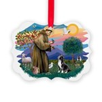 St.Francis #2/ Amer Sta Picture Ornament