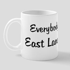 East Lancaster Girl Mug